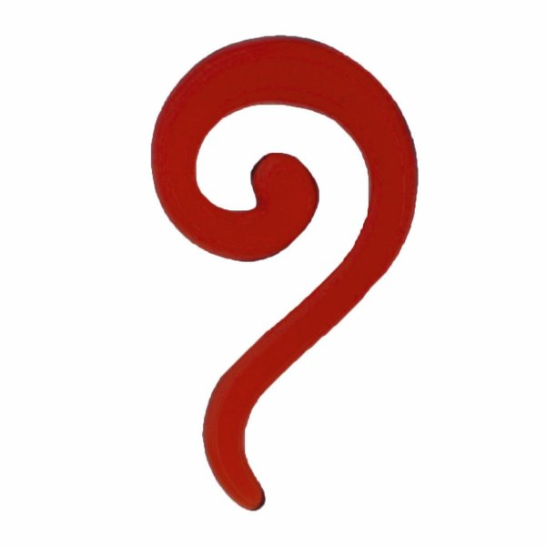 Dehner - Tribal - Kunststoff - rot