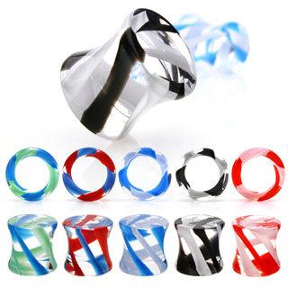 Glas Plug - Pyrex