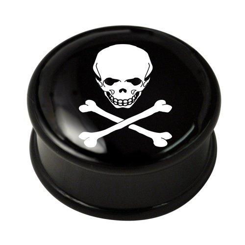 FTS - Picture Plug - Skull & Bones