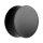 Ohr Plug Schwarz | Acryl | Double Flared