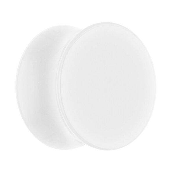 Classic Plug - Weiß