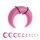 Dehnungssichel - Pink