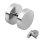 Piercing Fake Plug - Silber