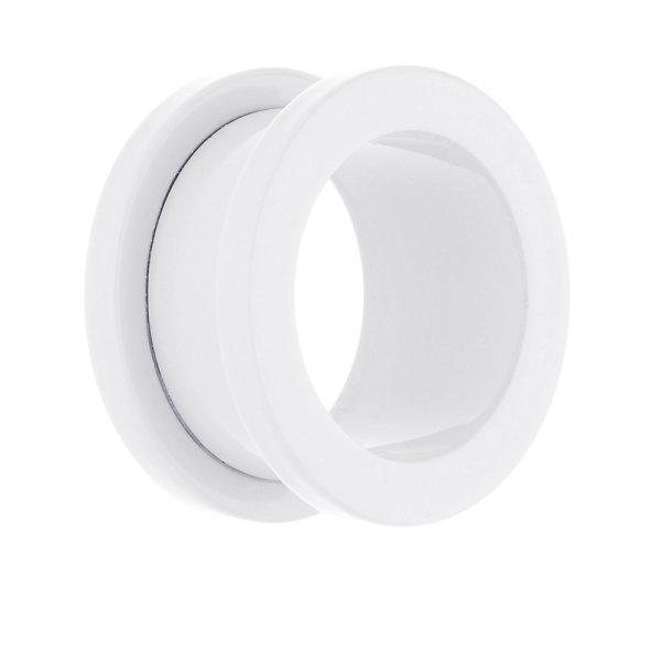 Flesh Tunnel - Stahl - Weiß