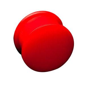 Silikon Plug - Rot