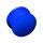 Silikon Plug - Blau