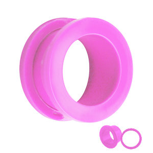 Flesh Tunnel - Kunststoff - Pink