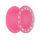 Flesh Tunnel - Silikon - Pink - Kristall