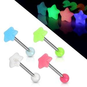 Glow in the dark - Piercing Stab - Stern