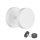 Piercing Fake Plug - Weiß