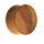 Holz Ohr Plug - Braun - Tigerholz