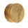 Holz Ohr Plug - Braun - Canary Wood