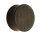 Holz Ohr Plug - Dunkelbraun - Ziricote