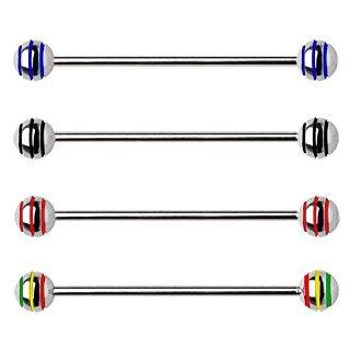 Piercing Stab - Industrial - Streifen