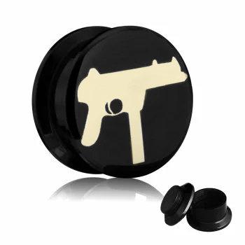 Picture Plug - Gewinde - Waffe
