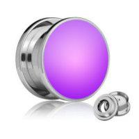 LED Plug - Lila