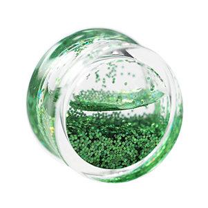 Glitter Plug - Grün