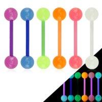 Piercing Stab - Bioflex - Glow in the dark