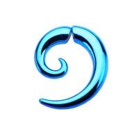 Magnet Fake Dehner - Schnecke - Blau