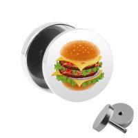 Motiv Fake Plug - Hamburger
