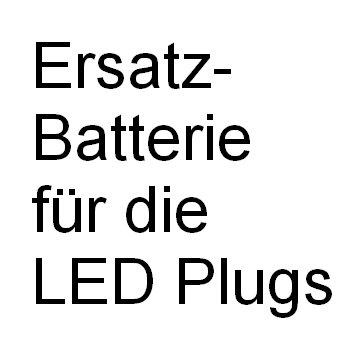 Ersatz-Batterie für LED Plug