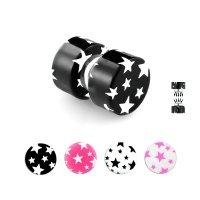 Magnet Fake Plug - Kunststoff - Sterne