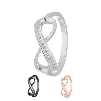 925 Sterling Silber Ring | Infinity – Unendlichkeit