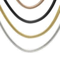Max Palmer® Schlangenkette in 84 Varianten aus Edelstahl