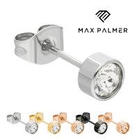 Max Palmer - Ohrstecker - Swarovski Kristall