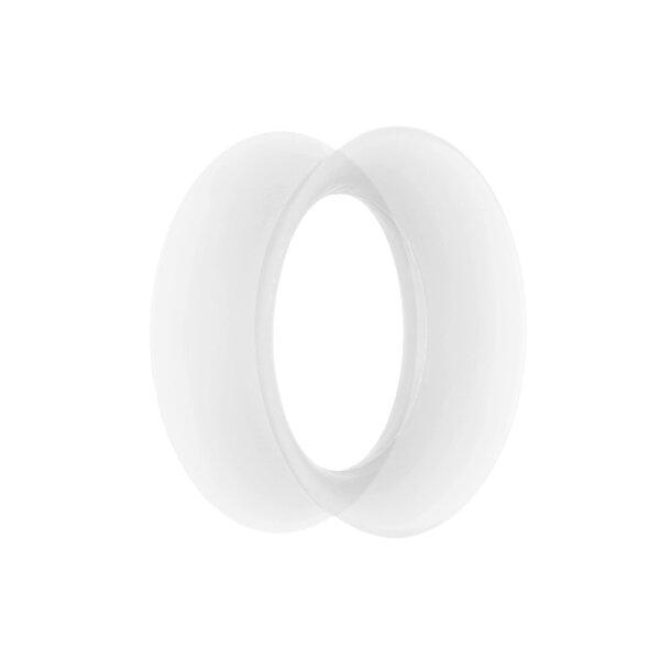 Flesh Tunnel - Silikon - Klar - dünn