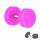 Piercing Fake Plug - Kunststoff - Pink