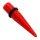 Dehnstab - Kunststoff - Rot