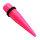 Dehnstab - Kunststoff - Pink