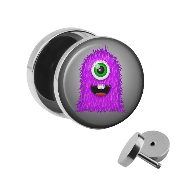 Motiv Fake Plug - Monster