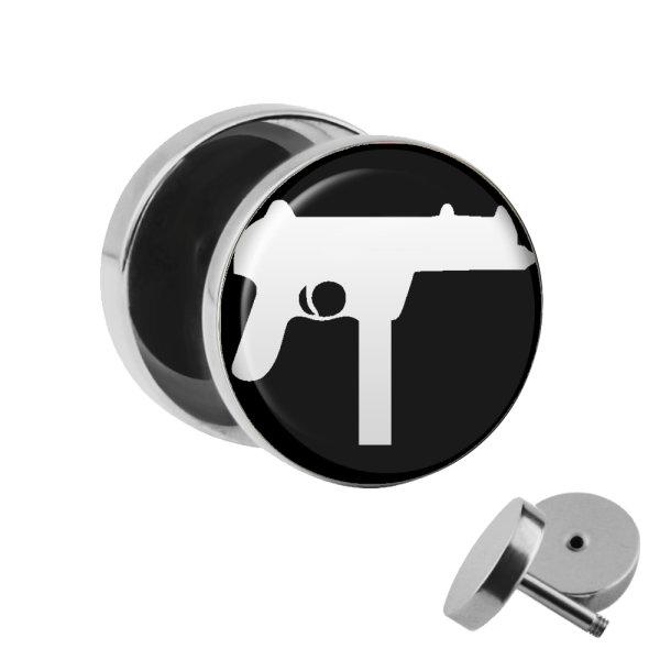 Motiv Fake Plug - Kanone