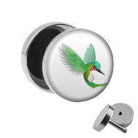 Motiv Fake Plug - Kolibri