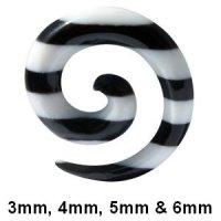 Dehner - Schnecke - Horn - Streifen