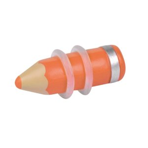 Ohr Plug - Stift - Orange