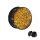 Ohr Plug - Glitter - Gold