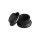 Ohr Plug - Glitter - Blau