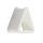 Flesh Tunnel - Kunststoff - Dreieck - Weiß