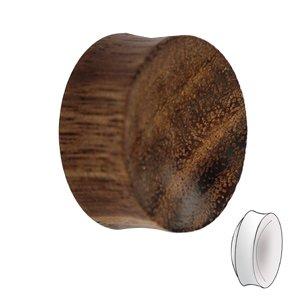 Holz Plug - Rosenholz
