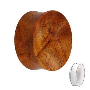 Holz Plug - Rotholz