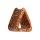 Holz Tunnel - Dreieck - Palmen Holz - Hell