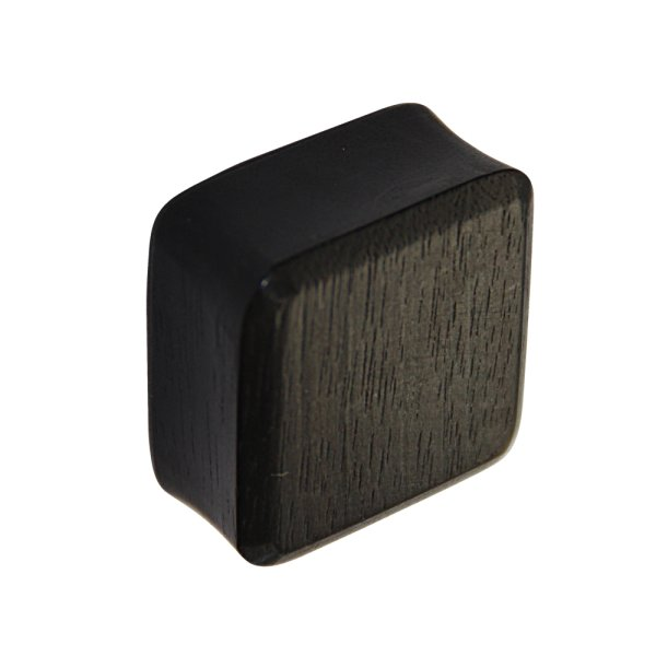 Holz Plug - Viereck - Areng Holz