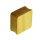 Holz Plug - Viereck - Jackfrucht Holz