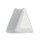 Ohr Plug - Dreieck - Knochen