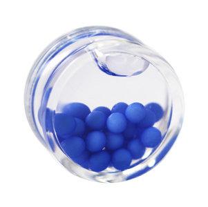 Fluid Plug - Kugeln - Blau