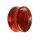Glas Plug - Orange