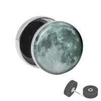 Motiv Fake Plug - Mond
